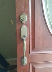 Camelot Handset Lock Repair