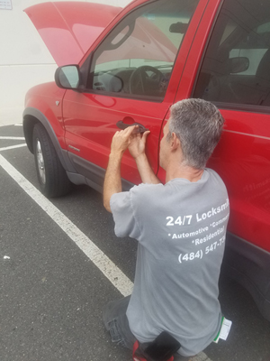 Coding Car Door Lock