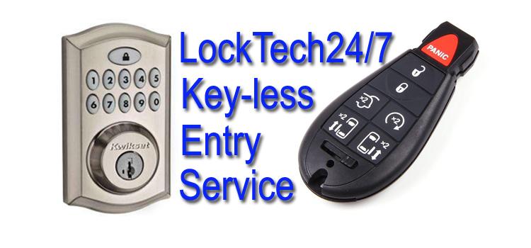 May Need Key Even Keyless Entry