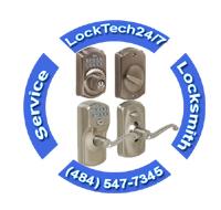 keypad lock install