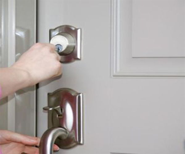 I Have A Key But I Can't Open My Door