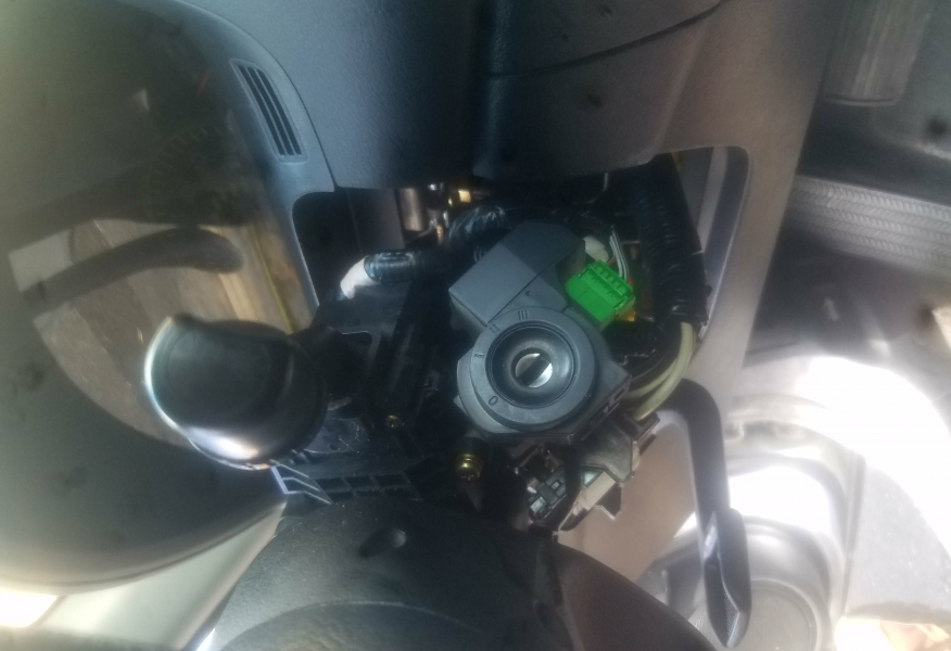 Honda Ignition Lock Repair