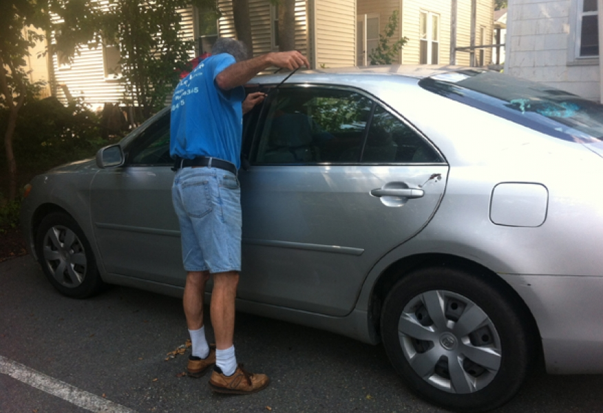 3 Types Of Car Lockouts