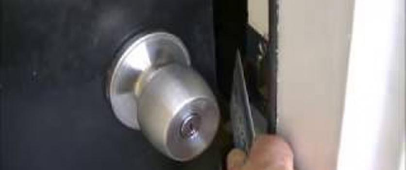 Adding Deadbolt On Door