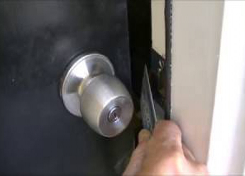 Adding Deadbolt On Door