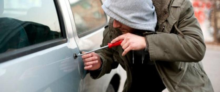 Unlock Car With Screwdriver