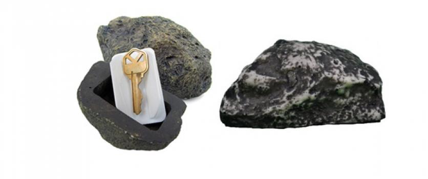 Where Do You Hide A Spare Key?