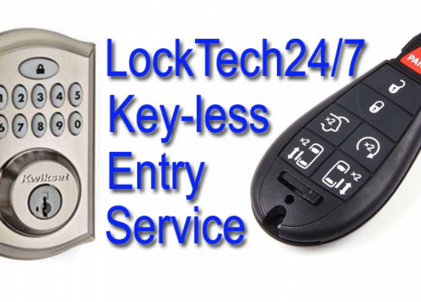 Why You May Need A Key Even When You Have Keyless Entry
